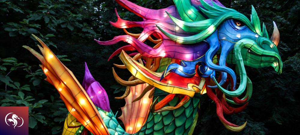 3 mahdollista lohikäärmeasua, joita voidaan käyttää maskotteina lohikäärmekasinoissa
