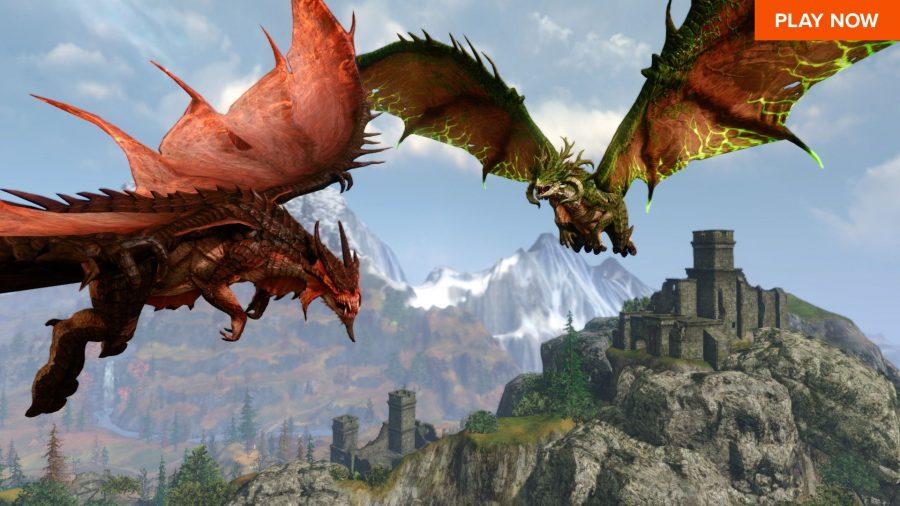 dragon games archeage 900x506 - Vinkkejä lohikäärmeveneilyn jännittävään